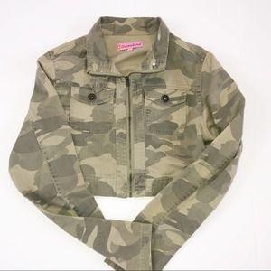 Camouflage Jacket !
